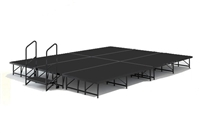 "12' x 16' - 16"" Economy Executive Stage Kit ( Poly Finish )"
