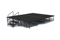 "12' x 16' - 24"" Economy Executive Stage Kit ( Poly Finish )"