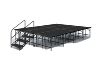 "12' x 16' - 32"" Economy Executive Stage Kit ( Poly Finish )"