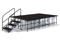 "12' x 8' - 32""  Economy Executive Stage Kit ( Poly Finish )"