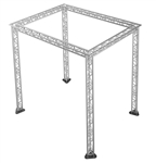 TRADE SHOW BOOTH TRIANGLE TRUSS PACKAGES