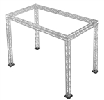 TRADE SHOW BOOTH SQUARE TRUSS PACKAGES