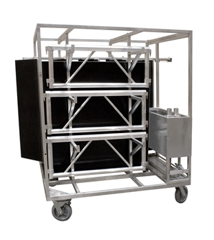 All Terrain Transportation/storage trolley