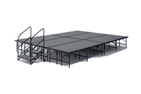 "12' x 16' - 24"" Economy Executive  Portable Stage Kit ( Carpet Finish )"