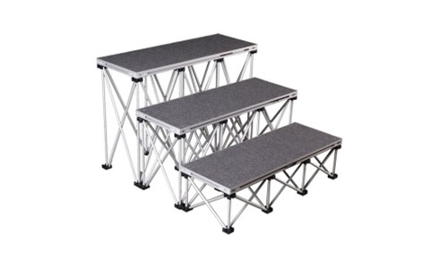 "3' Wide Step Package For 32"" High Stages"
