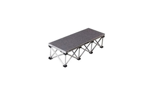 "4' Wide Step Package For 16"" High Stages"