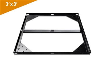Metal Frame For 3'X3' Riser (2 Pcs Per Master Pack)
