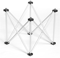"16"" High Riser For 3' Triangle Platform"