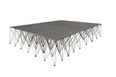 192 SQ. FT STAGE SYSTEM - 12 FT X 16 FT X 32""