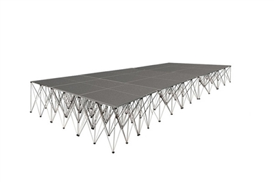 288 SQ. FT STAGE SYSTEM - 12 FT X 24 FT X 32""