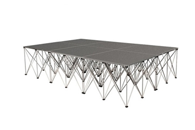 96 SQ. FT STAGE SYSTEM - 12 FT X 8 FT X 32""
