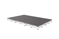 96 SQ. FT STAGE SYSTEM - 12 FT X 8 FT X 8""