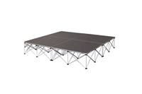 64 SQ. FT STAGE SYSTEM - 8 FT X 8 FT X 16""