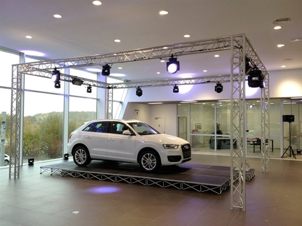 64 Sq Ft Stage System 8 Ft X 8 Ft X 24 Quot