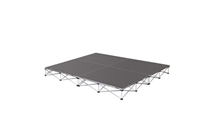 64 SQ. FT STAGE SYSTEM - 8 FT X 8 FT X 8""