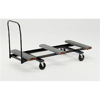 "Midwest Folding Heavy Duty Rectangle Table Caddy (10-12 Tables, 96"")"
