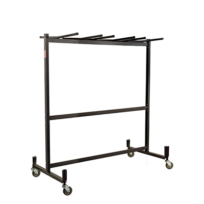 National Public Seating 42-8 Combination Folding Chair / Table Storage Truck