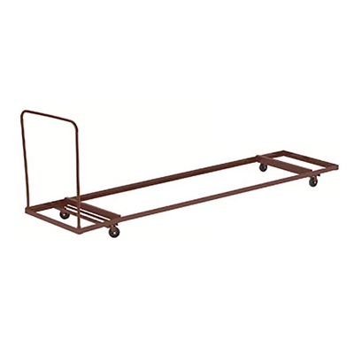 National Public Seating 8-Foot Folding Table Dolly