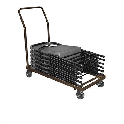 National Public Seating 800 Series Folding Chair Dolly