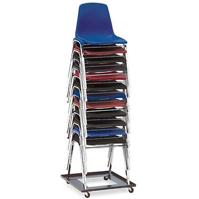 National Public Seating 8100/9000 Series Stack Chair Dolly