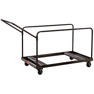 National Public Seating DYMU Multi-Use Folding Table Dolly Cart