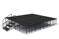 "16' x 16' - 32"" Economy Executive Stage Kit ( Poly Finish )"