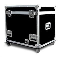 Utility Trunk for Stage Hardware and Accessories - w Wheels
