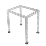 TSD  14.84' high Square Truss Packages