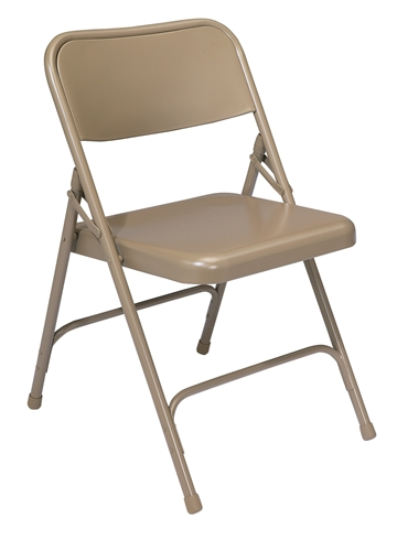 All-Steel Executive Folding Chairs