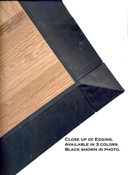 Dancepro Modular Portable Wooden Dance Floor 12 X 12